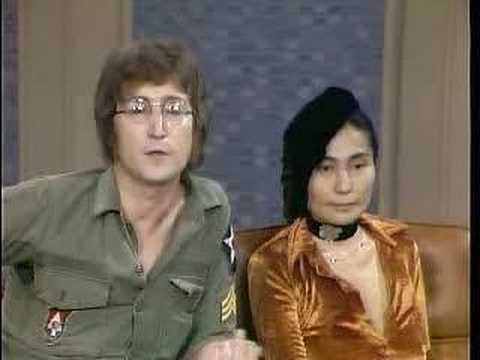 John Lennon & his bitchy letter to THE VILLAGE VOICE