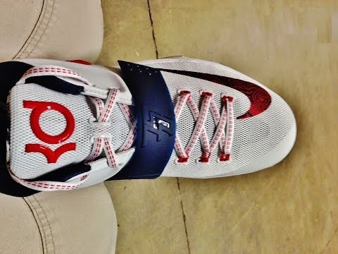 KD 7 USA FIRST LOOK (SCOOP208)