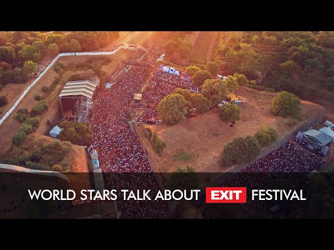 World Stars talk about EXIT Festival!
