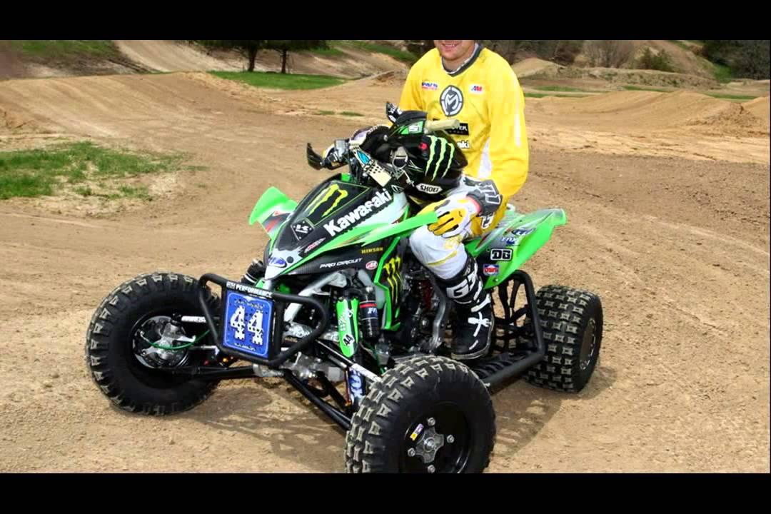 Kawasaki Kfx R Monster Energy