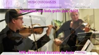Música bodas Valladolid. Viva la Vida . www.musicosbodas.es/valladolid.html