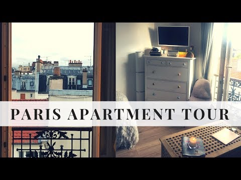 Paris Studio Apartment Tour 🚪 Decorating On A Budget! | María May