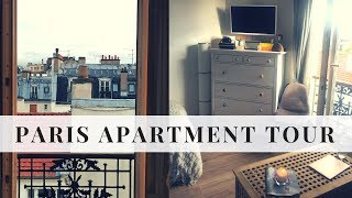 Paris Studio Apartment Tour 🚪 Decorating On A Budget! | May17th
