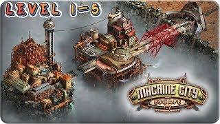 Escape Machine City Level 1-5