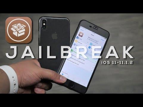 How to EASILY Jailbreak iOS 11 - 11.1.2!...