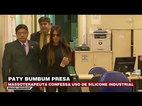 'Paty Bumbum' confessa crime e é presa no RJ