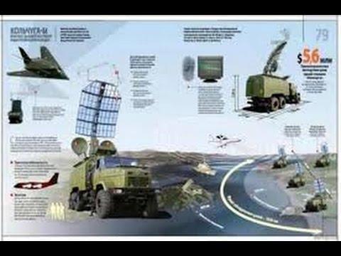 Станция радиоэлектронной разведки «Кольчуга» производство украдено и вывезено в рф!