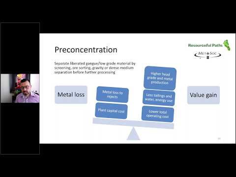 Integrated Mining And Processing Systems Design For Eco Efficiency
