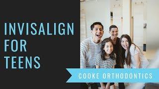 COOKE ORTHO - Invisalign for Teens