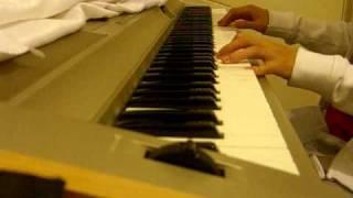 Jay Chou 周杰伦 - Rainbow 彩虹 (piano cover)