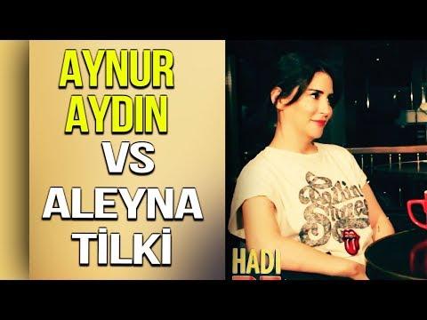Aynur Aydın | Bana Aşk Ver | Aleyna Tilki | Canlı Yayında | Şok Telefon | Hadi Be TV'de!
