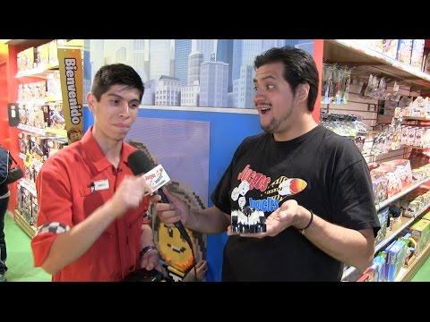 El auto Increible jugueteria Hamleys Mexico