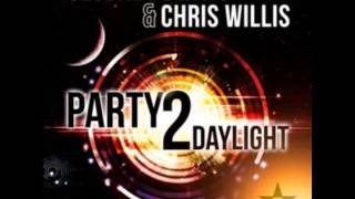 Global Deejays Feat Chris Willis - Party 2 Daylight (Radio Edit)
