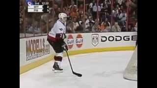 March 5, 2004 (Game Brawl) Philadelphia Flyers vs Ottawa Senators.
