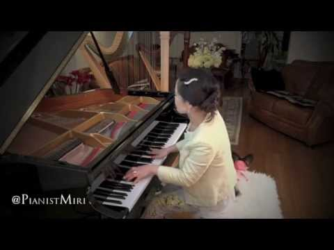 One Direction - Drag Me Down | Piano Cover by Pianistmiri 이미리