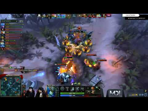 GEEK FAM vs EXECRATION   Game 1I MDL SEA Playoff Stage Bo3 Southeast Asia Qualifier