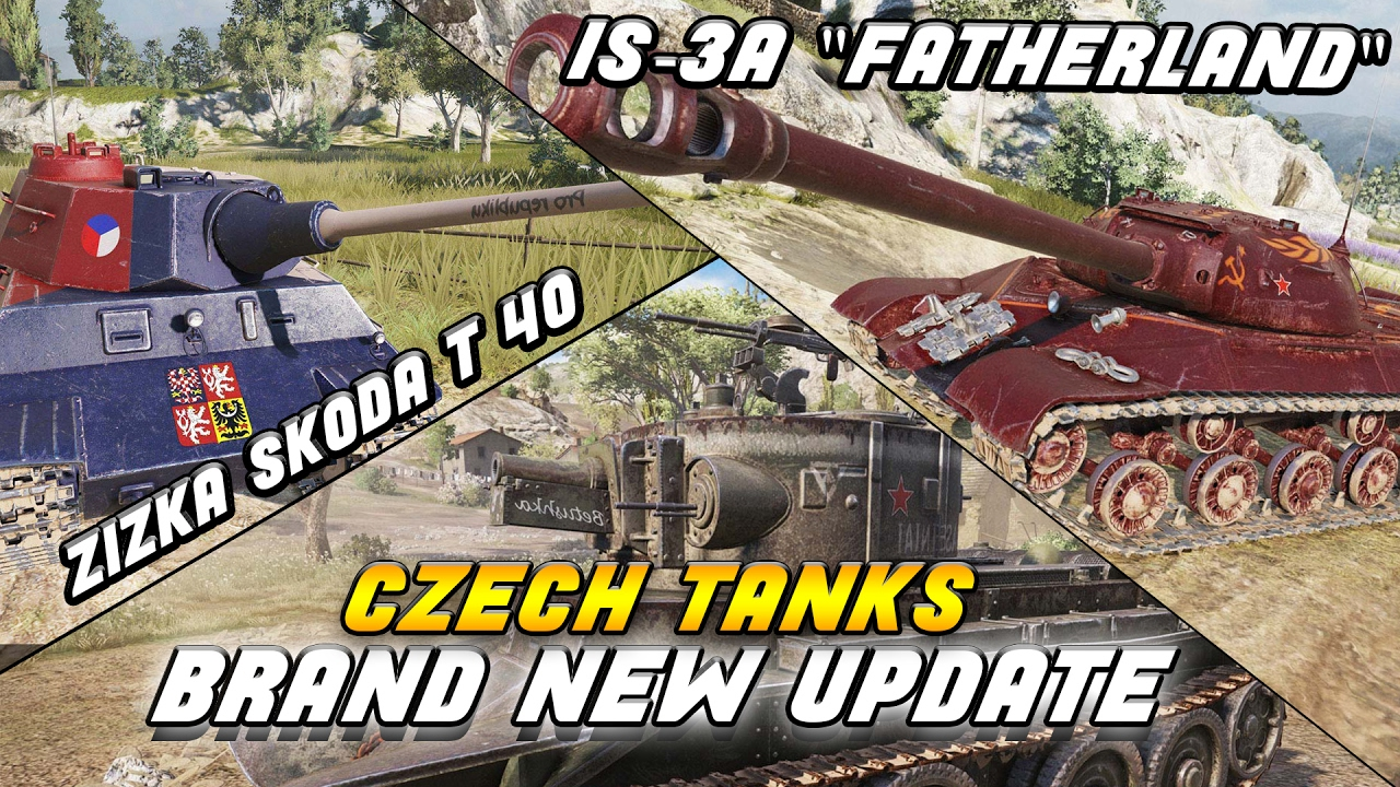 World Of Tanks Console | February Update Preview