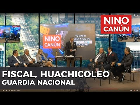 FISCAL, GUARDIA Y HUACHICOLEO