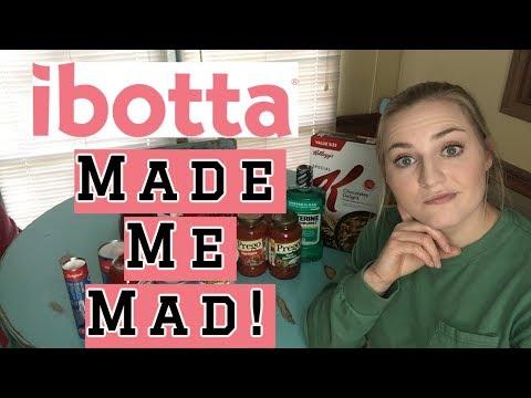 IBOTTA LOCKED MY ACCOUNT   HOW I UNLOCKED MY IBOTTA ACCOUNT