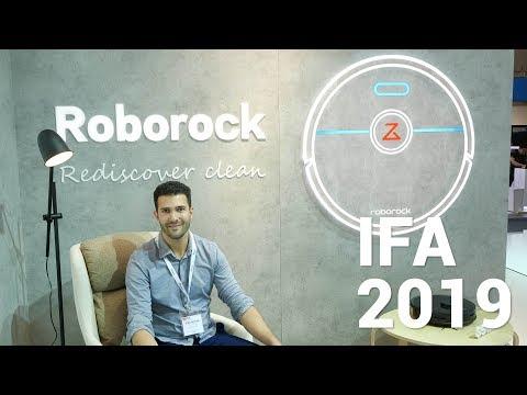 IFA 2019 - Roborock: Das Topmodell S5 Max im ersten Hands-On und unsere Eindrücke