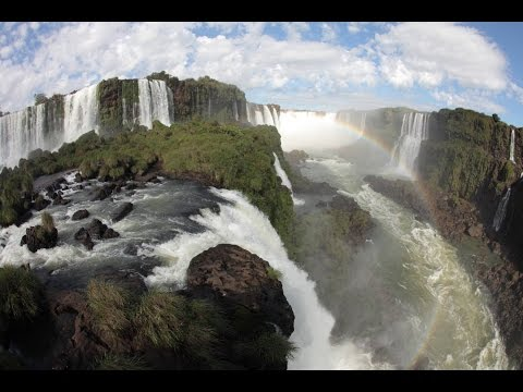 Iguazu Falls: Argentina & Brazil - New7Wonders of Nature