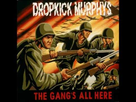 "*HQ Audio"" Dropkick Murphys - Amazing Grace - From ""The Gang´s all Here"" *Best HQ Audio*"