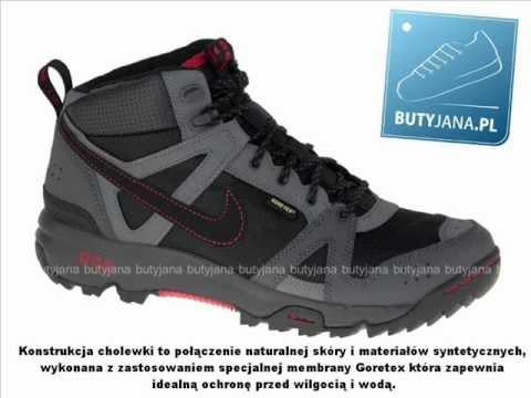 d24a1a61a13 Nike Rongbuk Mid GTX - trekkingi GORETEX ...
