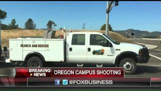 Oregon state senator on Umpqua Community College shooting