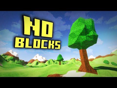 I Made Minecraft Without Blocks