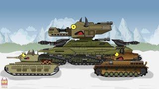 Tanklar ''Canavar hakkında Bir karikatür vs Pumpkins''X