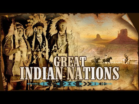 Americas Great Indian Nations  Full Documentary