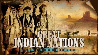 The First Nations Wars - The American Indian | English Movie