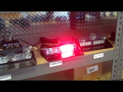 Axixtech DXM206 Dash Light.MP4