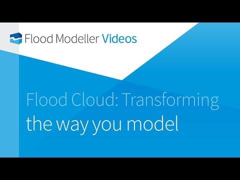 Flood Cloud: Transforming the way you model