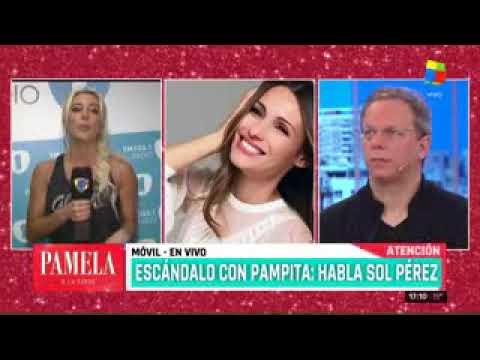 Sol Pérez mandó al frente a Carolina Ardohain en el adiós de Pampita Online