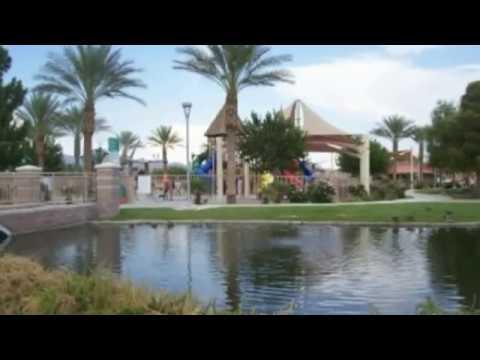 Aliante Community North Las Vegas Nevada - Master Planned Community