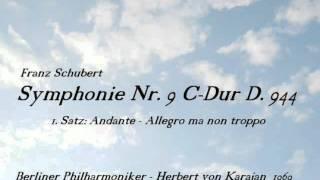 1. Satz: Andante - Allegro ma non troppo