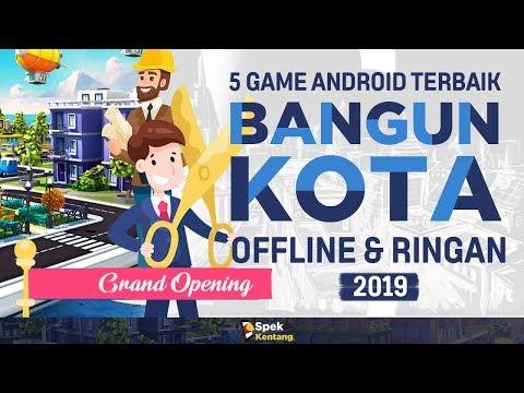 5 Game Membangun Kota Offline Ringan Terbaik Di Android