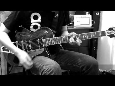 How to Play Hosanna   Hillsong   Electric Guitar by Nathan Park