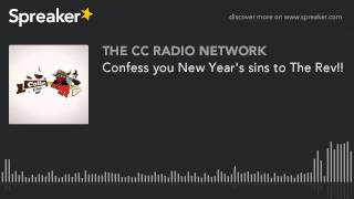 Confess you New Year