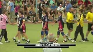 Kopie videa Mezizemská utkání Národní házené Čechy-Morava Nýřany 2013-sestřih ČT sport HD