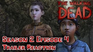 "The Walking Dead Season 2 Episode 4 ""Amid The Ruins"" - Trailer Reaction"