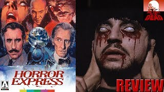 Horror Express - Review/Unboxing - (Arrow Video USA)