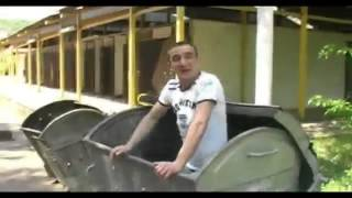 Hazbi Therra - Hajni tu vjedh n'Pazar  (Official Humor 2013 )