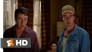 Leaves of Grass (7/10) Movie CLIP - Hate Crime, Hindu Crime (2009) HD