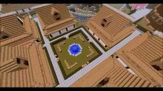 PandaCrafterz Server Spawn 2013 - Built By RiottUK
