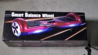 Smart Balance Wheel, Swegway, Hover Board, Thingamajig