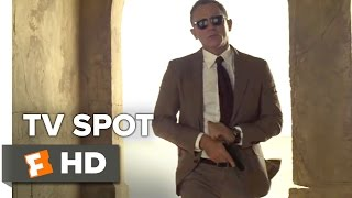 Spectre TV SPOT - My World (2015) - Daniel Craig, Christoph Waltz Action HD