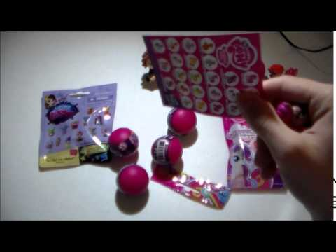 Squishy Pops Blind Bags : MLP LPS Squishy Pops Shopkins Avengers Blind Bag Opening Surprise Toys - YouTube