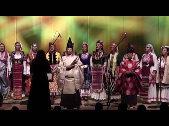 ブルガリアン・ヴォイス・アンジェリーテ来日公演(2019年・東京)